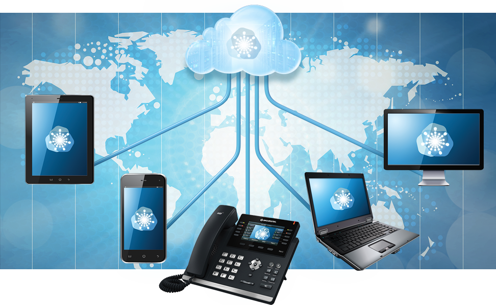 Cloud voice solutions from Syscomm