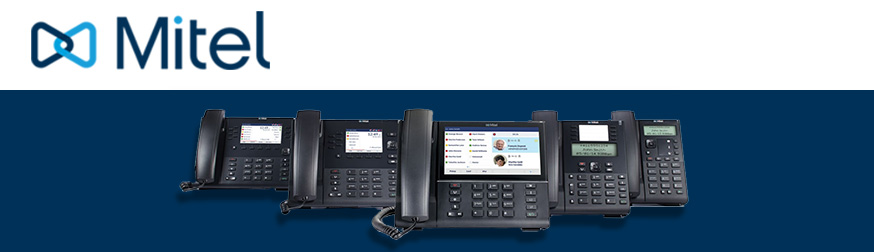 Mitel phone solutions from Syscomm