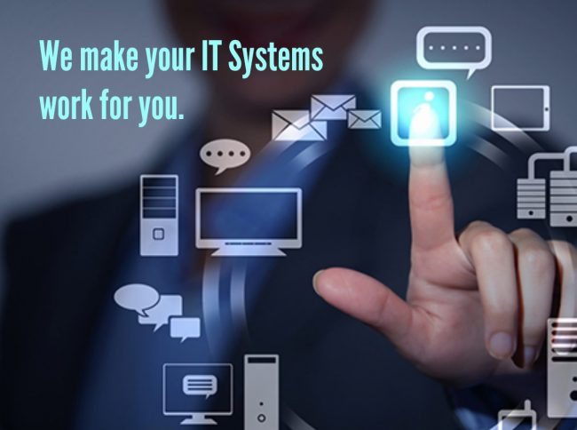 Business IT support from Syscomm