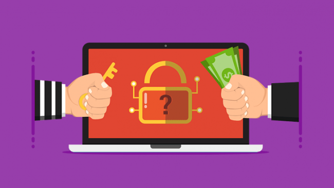 Ransomware to pay or not to pay